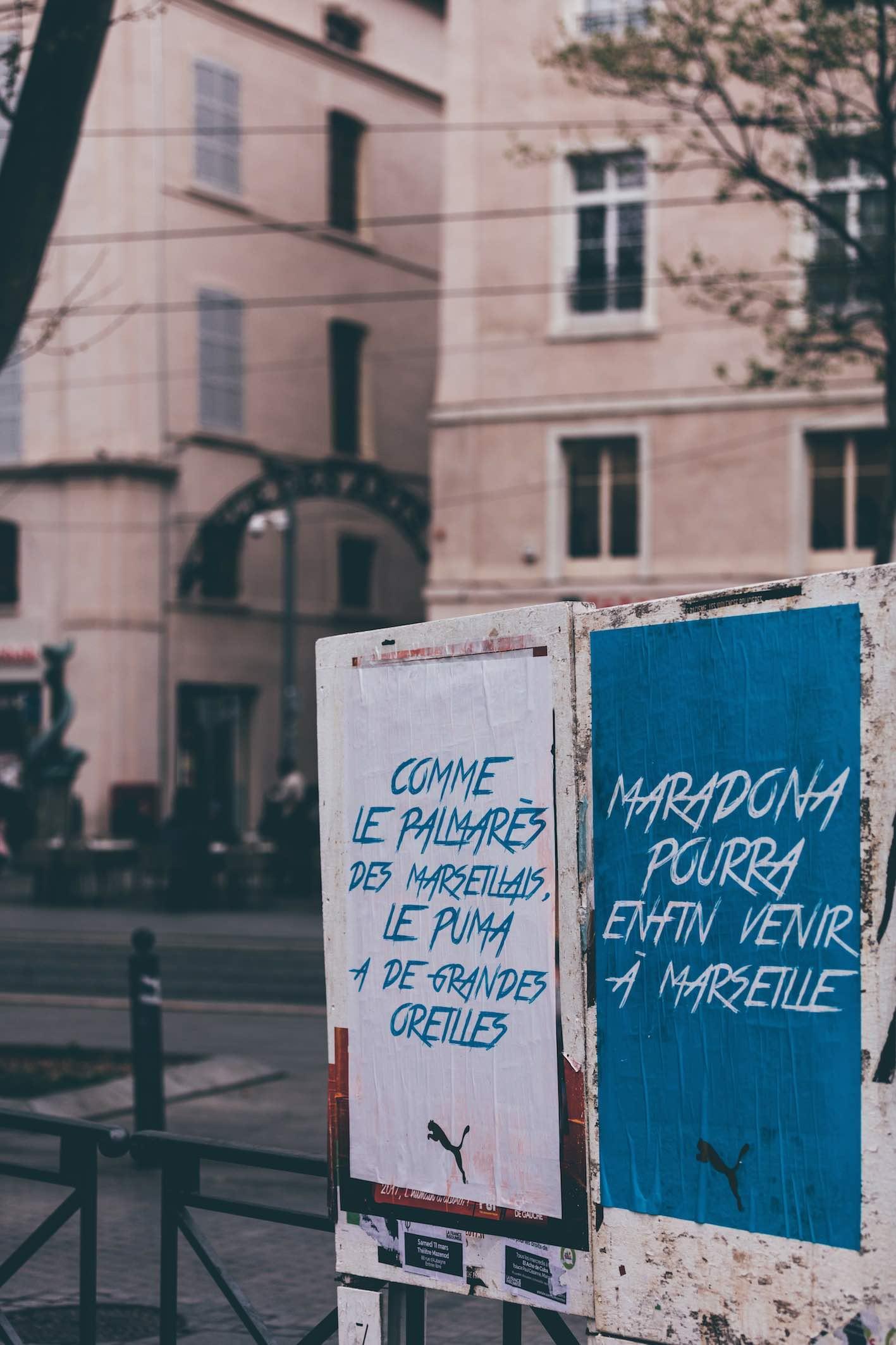 Puma Olympique Marseille