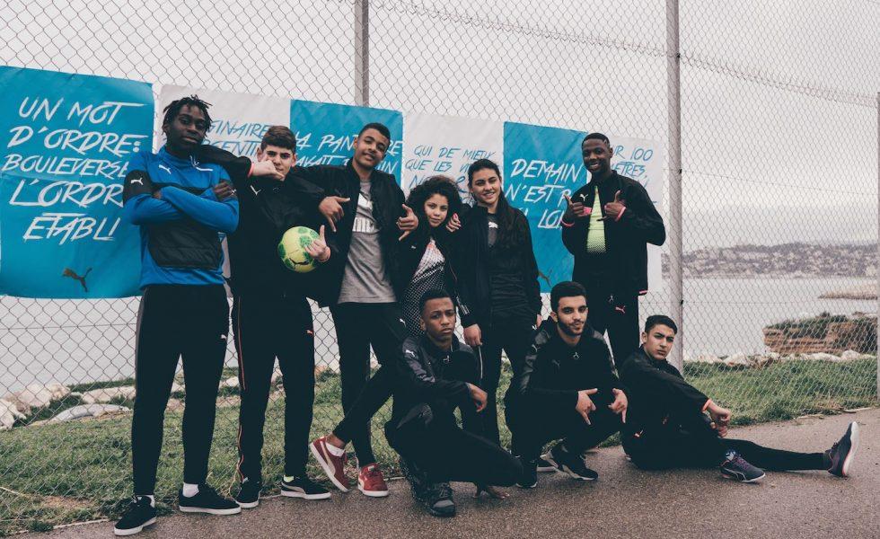 Puma e Olympique Marseille insieme dal 2018