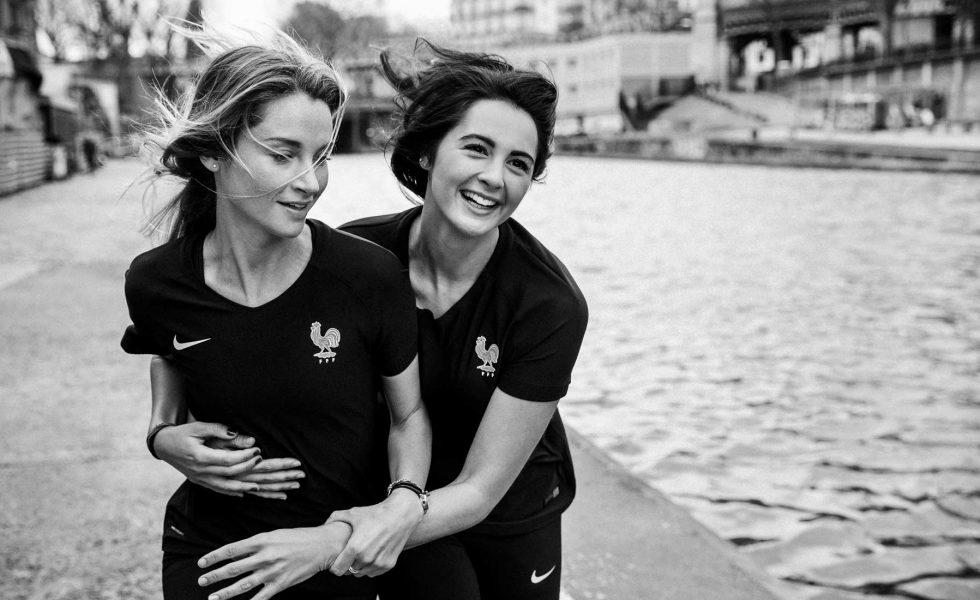 """Nike, la maglia della Francia """"FFF Black"""""""
