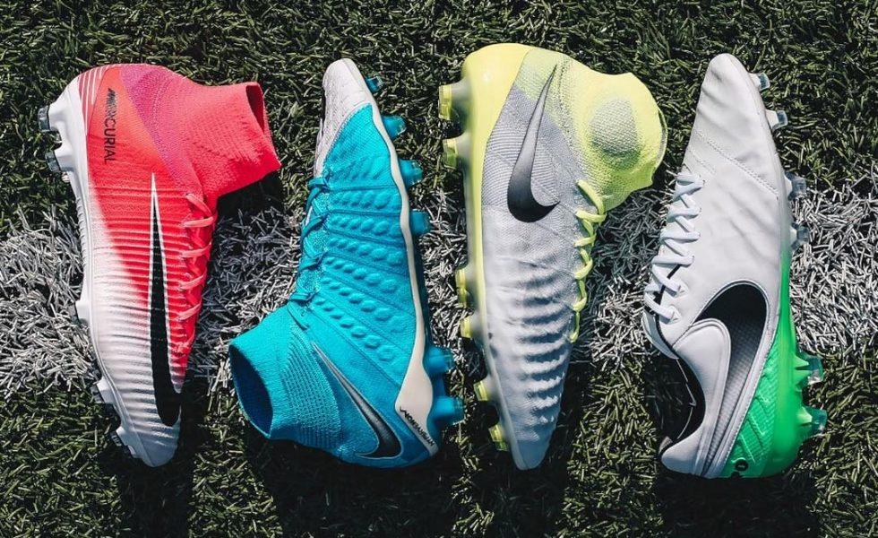 Nike, operazione nostalgia con il Motion Blur Pack