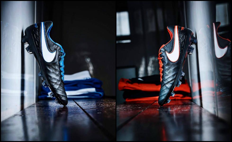 """Blu contro rossi: Nike Tiempo """"Derby Days"""""""