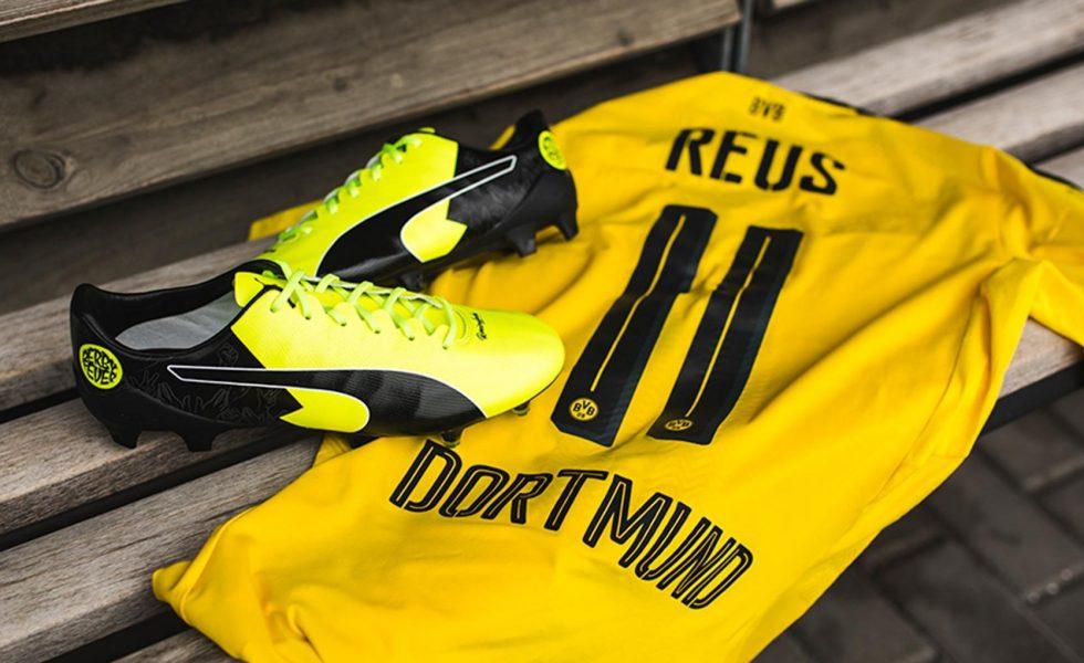 "Puma, le evoSPEED 17 ""Derby Fever"" di Marco Reus"