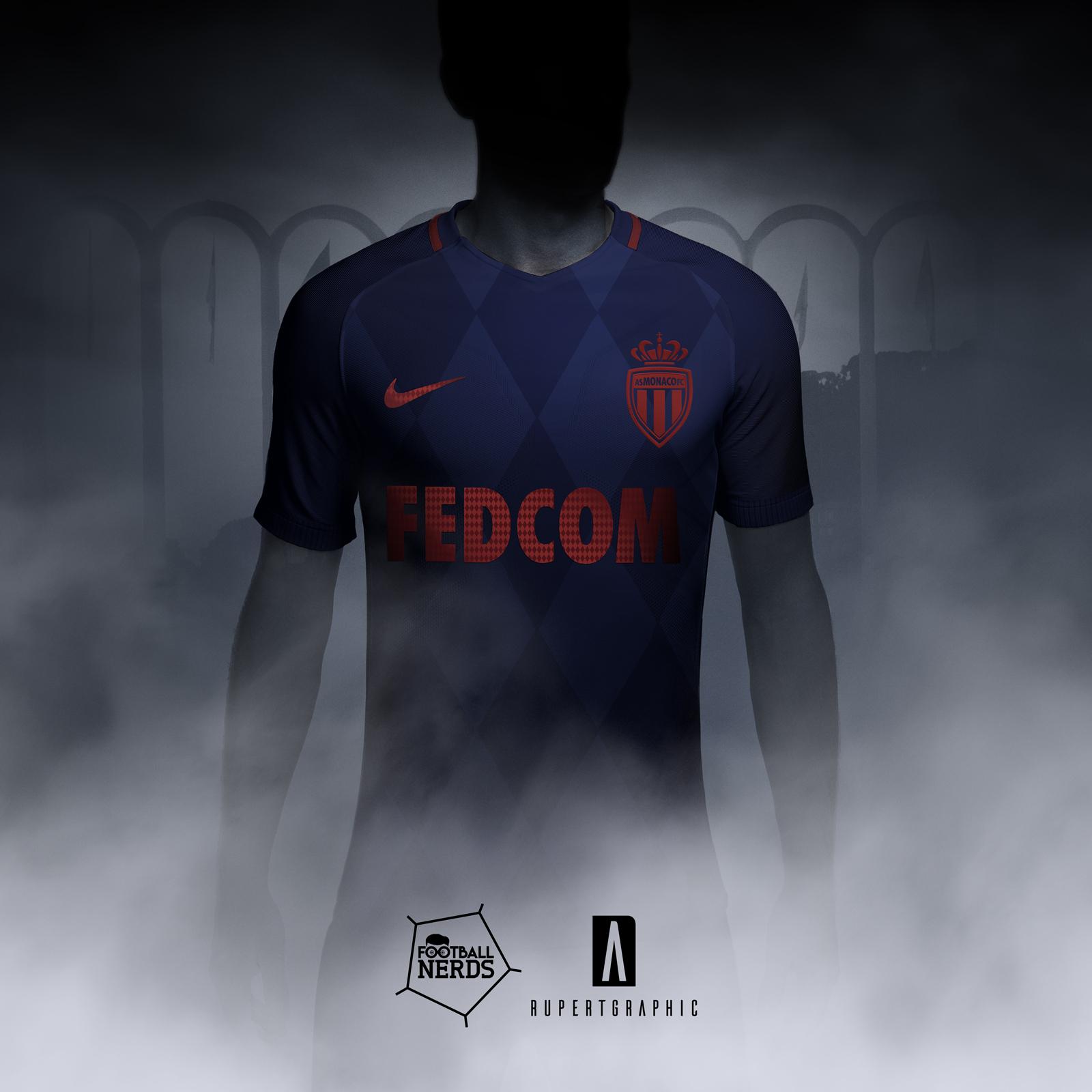 AS Monaco Concept Kit 2017 18