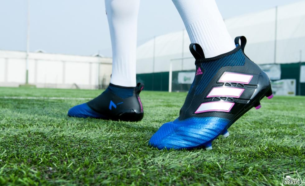 Il test delle Adidas Ace 17 + Purecontrol