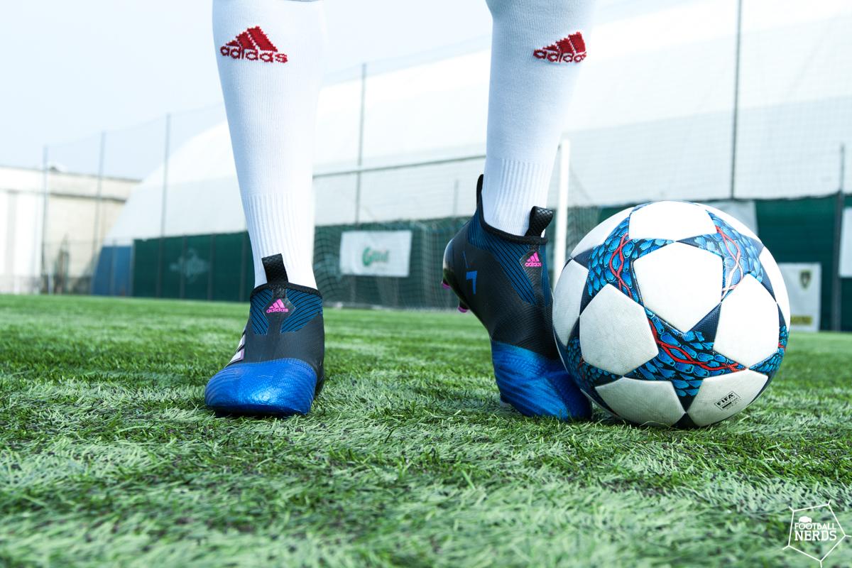 Adidas Ace 17 + Purecontrol Test