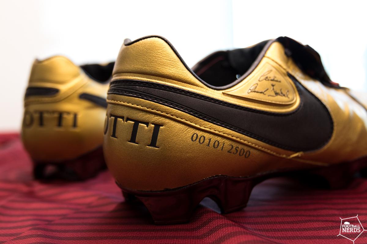 Nike Tiempo TottiXRoma
