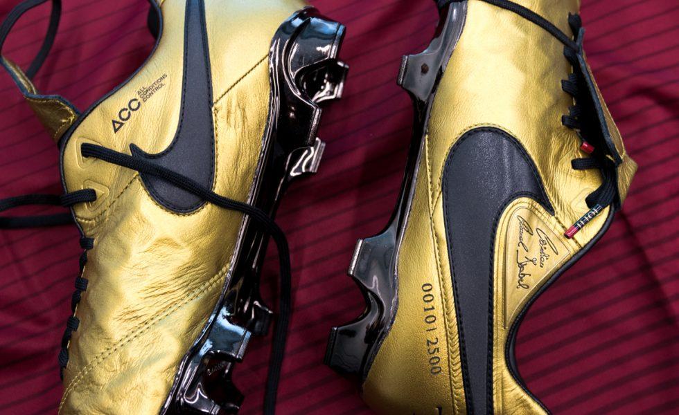 Nike Tiempo Totti X Roma, le foto esclusive