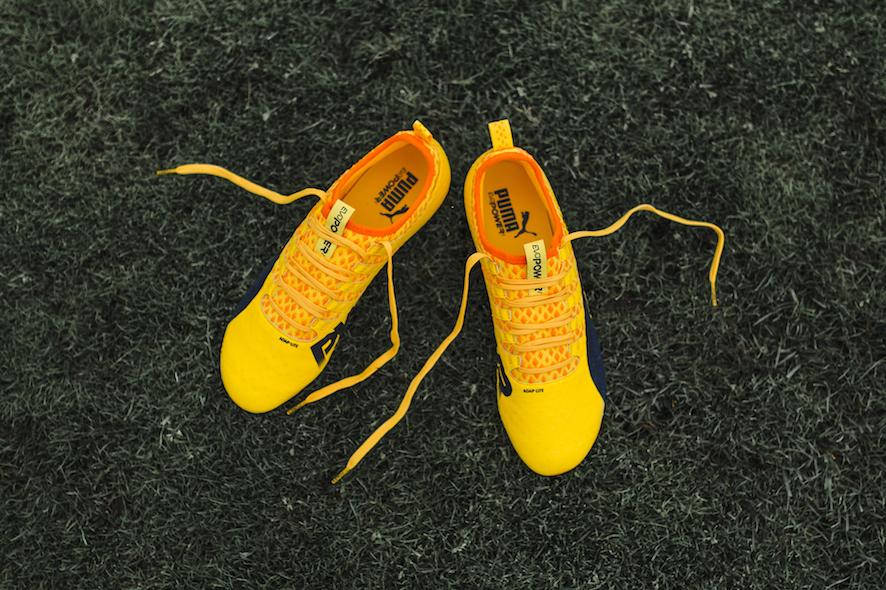 PUMA evoPOWER Vigor ultra yellow