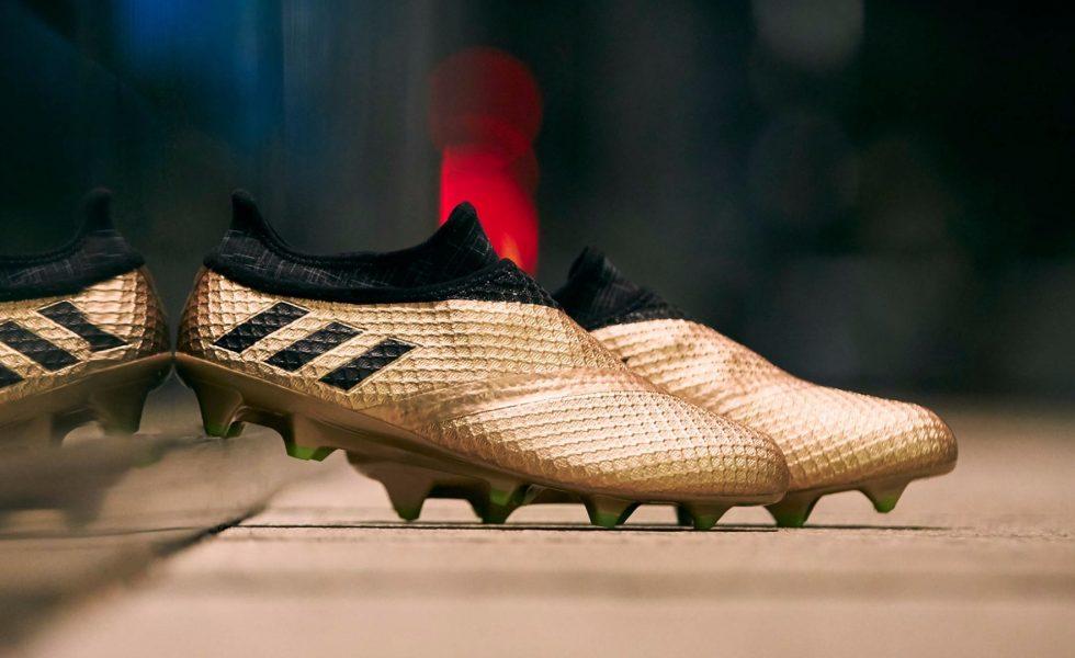 Adidas propone le Messi 16 in versione Turbocharge