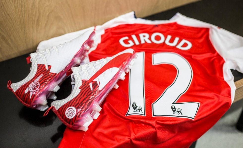 "Puma lancia le Vigor ""Derby Fever"" di Olivier Giroud"
