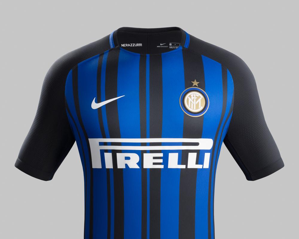 Maglia Home Inter 2017 18