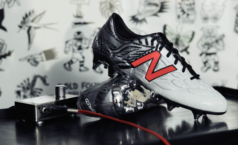 "New Balance lancia le Visaro ""Ramsey"" Limited Edition"