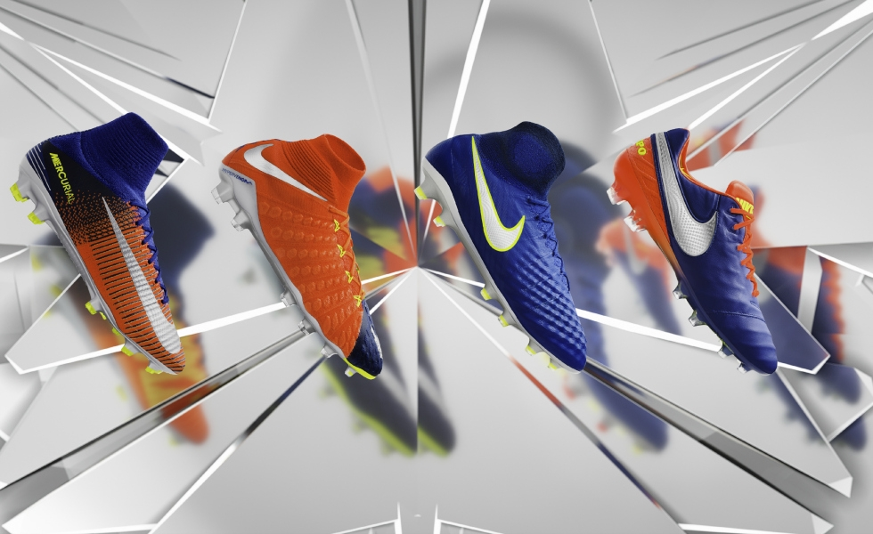 Nike, presentato il Time to Shine Pack