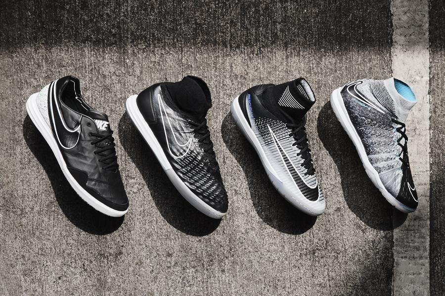Nike FootballX Chasing Shadows, il nuovo pack da calcetto