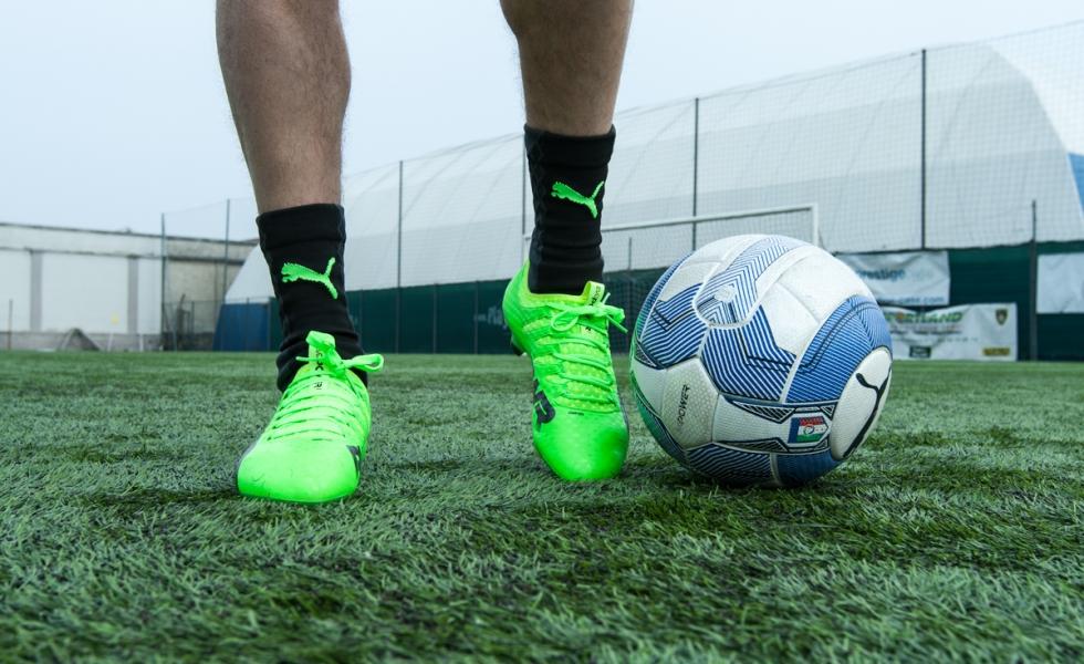 scarpe calcio puma evopower vigor iv