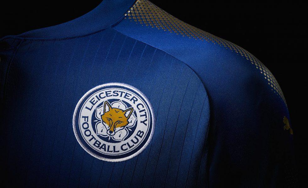 Puma, la nuova maglia home del Leicester City