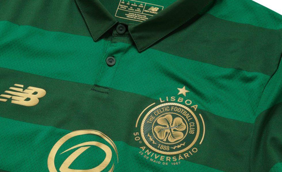New Balance presenta la maglia away del Celtic 2017 18