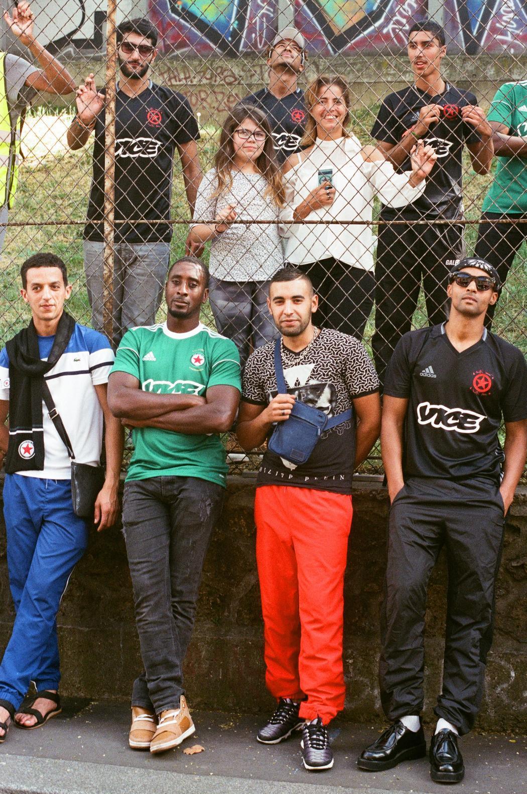 e129864da Le maglie del Red Star FC di Parigi