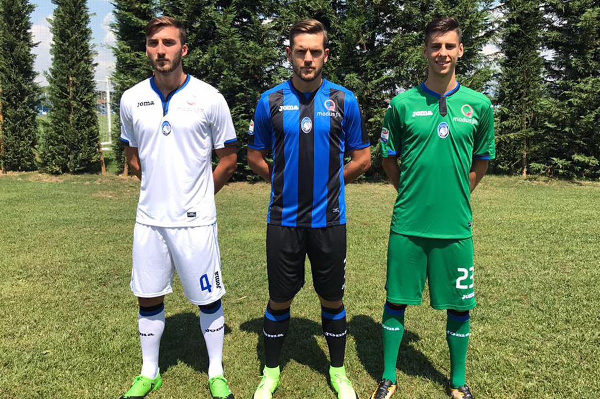 Maglie Serie A 2017/18 - Atalanta