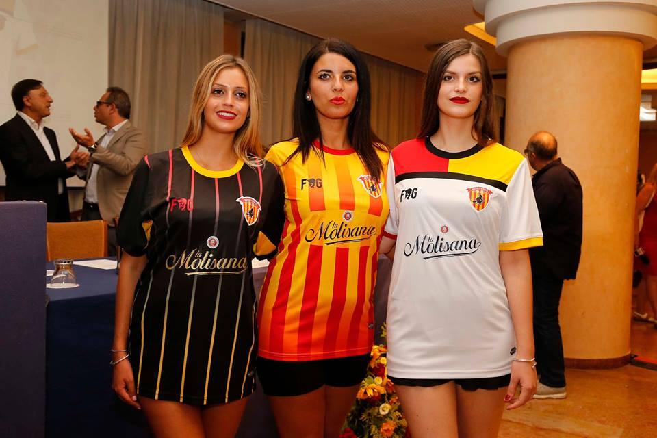 Maglie Serie A 2017_18 - Benevento