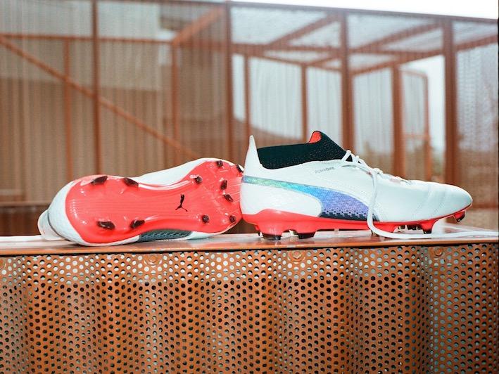Puma, la nuova scarpa da calcio Puma ONE