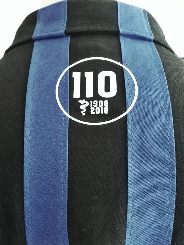 maglia inter 110 anniversario