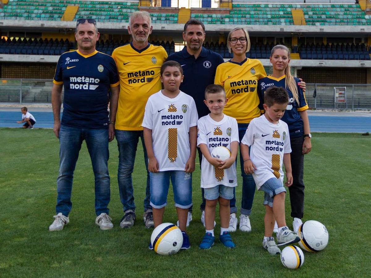 Maglie Serie A 2017/18 - HELLAS