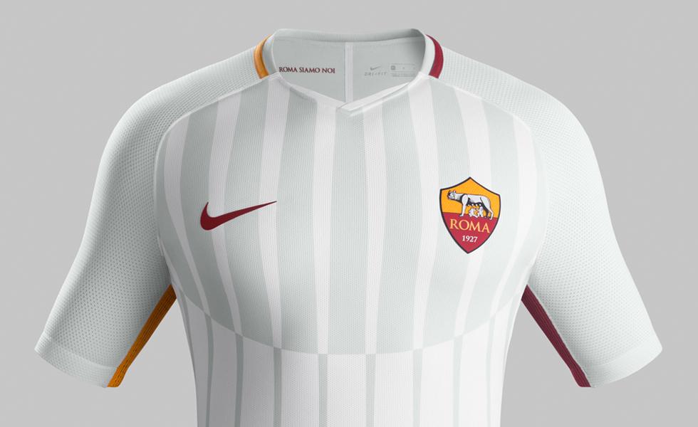 Maglia Away Roma 2017-2018