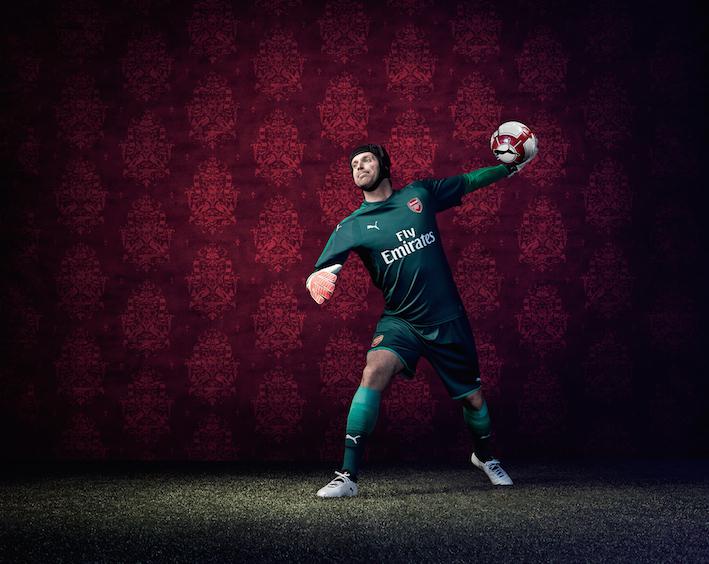 maglia home arsenal 2017-2018