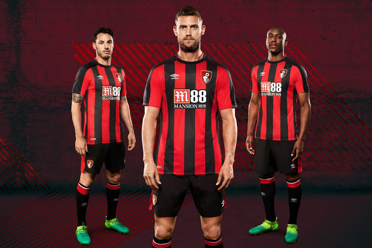 Maglie Premier League 2017 2018