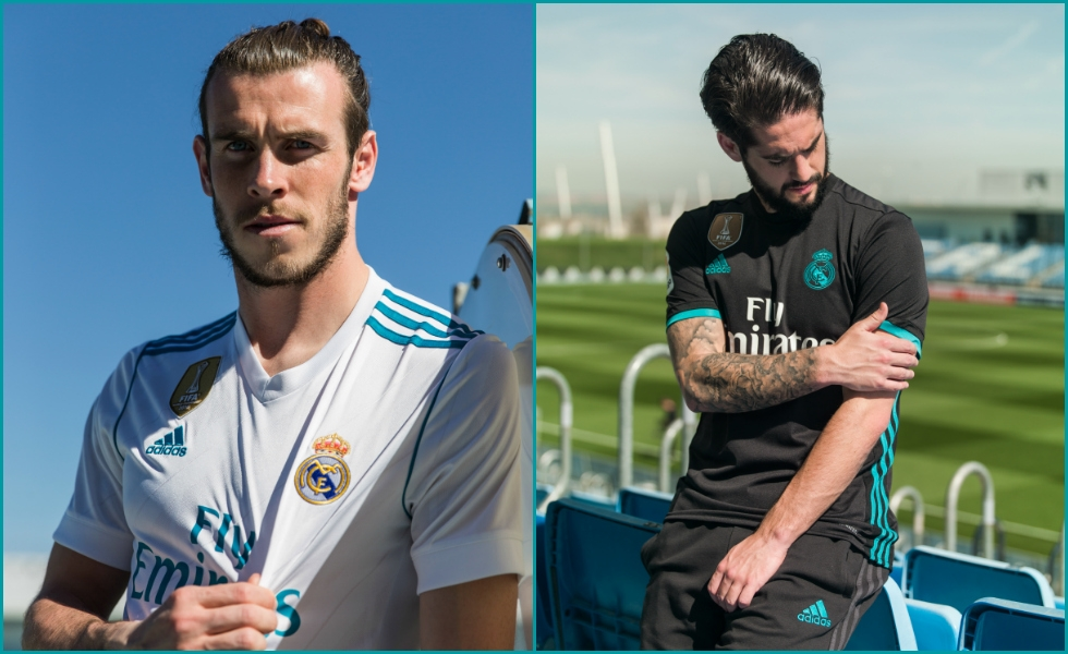 Adidas, svelate le nuove maglie Real Madrid