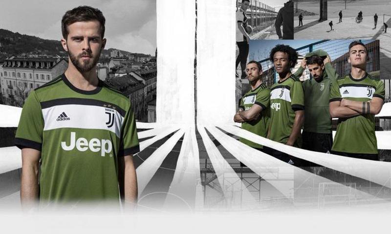 Terza Maglia Juventus 2017 2018