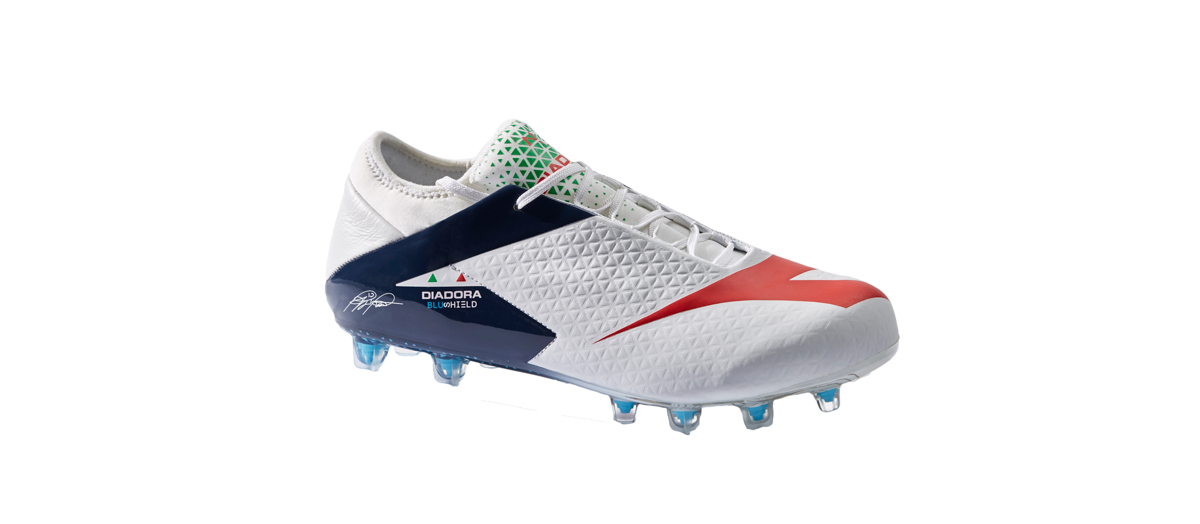 Diadora, le scarpe di Roby Baggio tornano in due versioni