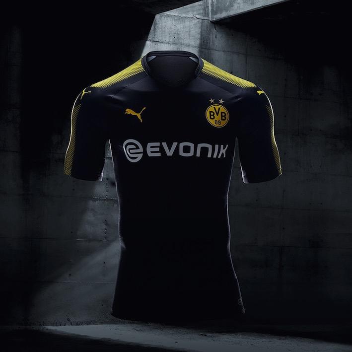divisa Borussia Dortmund 2018