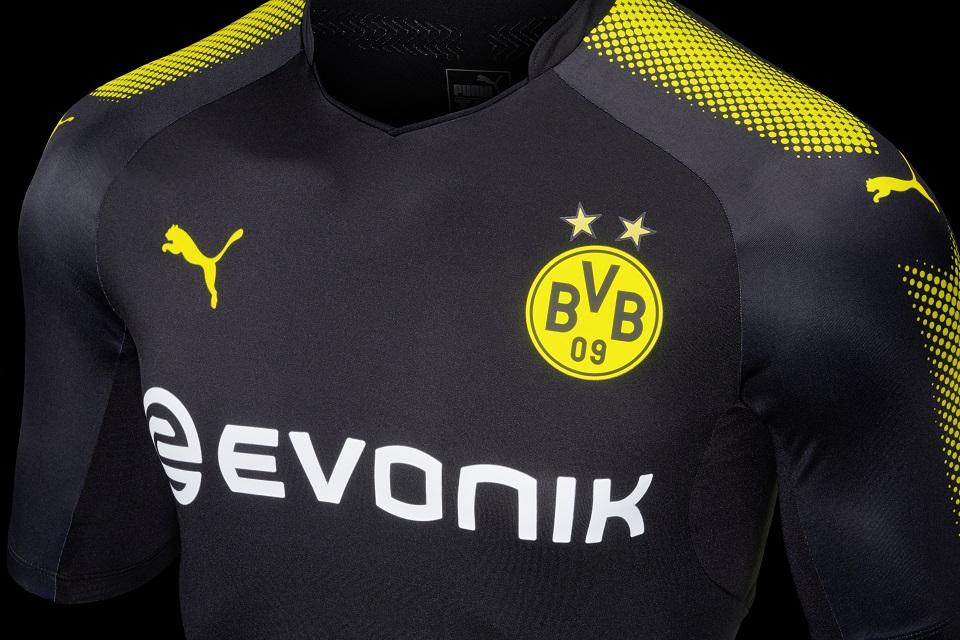 Maglia Away Borussia Dortmund 2017 2018