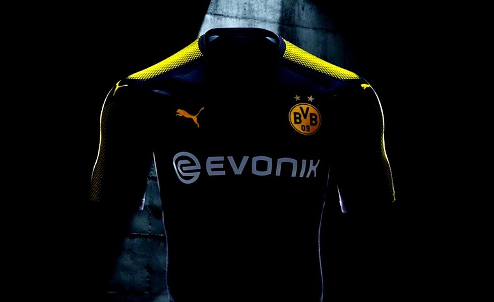 completo calcio Borussia Dortmund completini