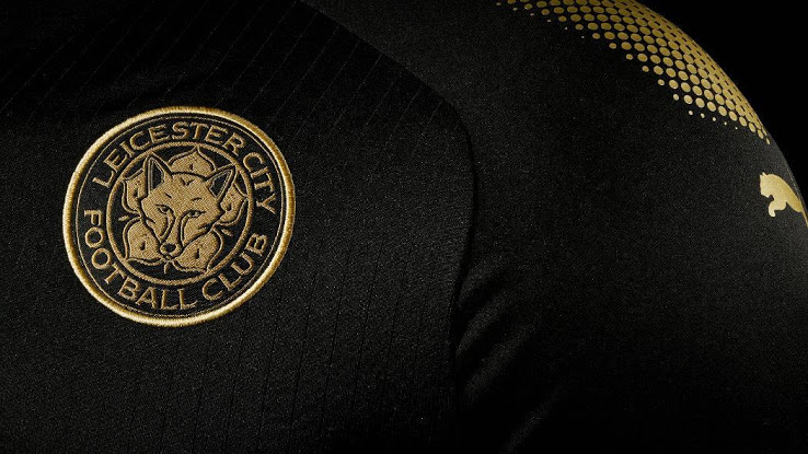 Maglia Away Leicester 2017 2018
