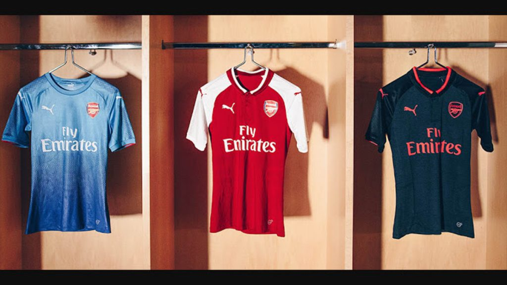 Maglia Home Arsenal 2018