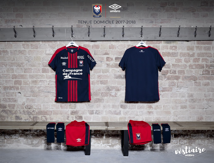 Maglie Ligue 1 2017 2018