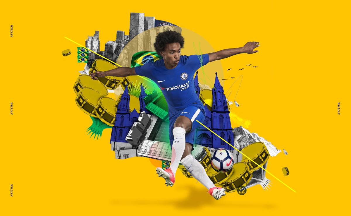 Maglie Nike Chelsea 2017 2018