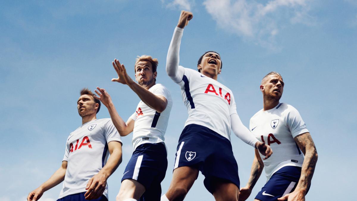 Maglie Tottenham 2017 2018