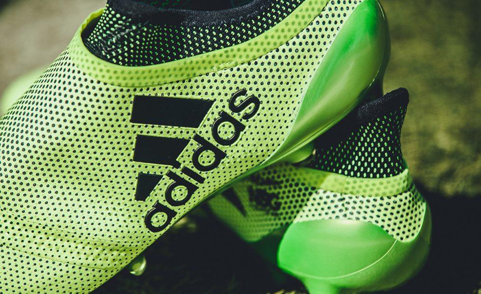 Adidas lancia le X 17 Purespeed Ocean Storm