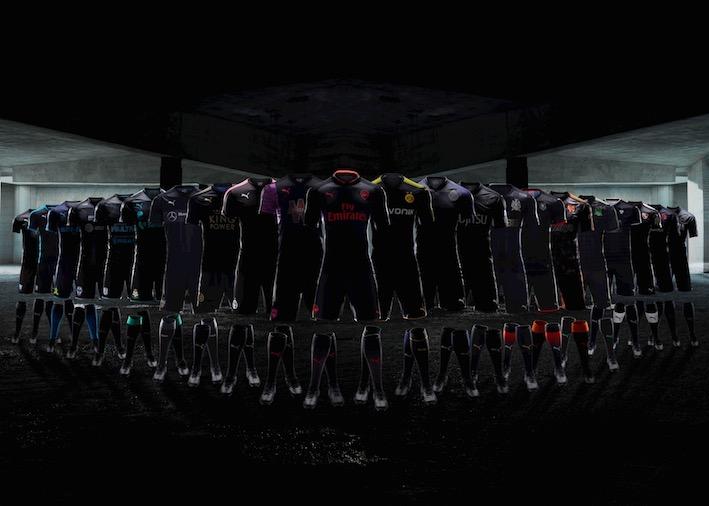 dark maglie puma 2017-2018