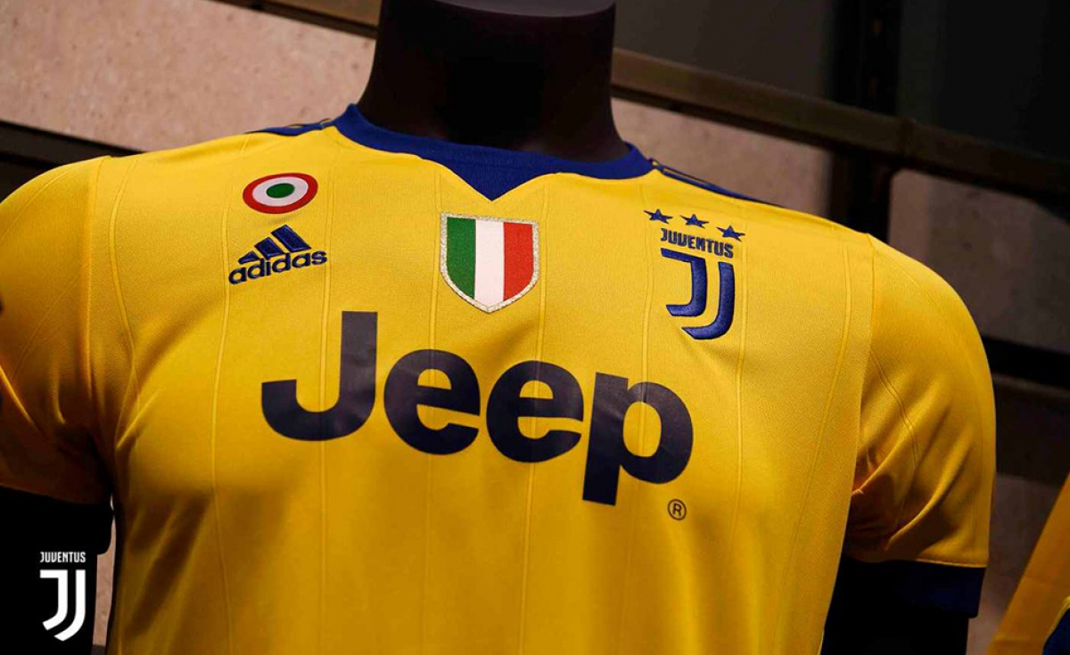 Maglia Home Juventus originale