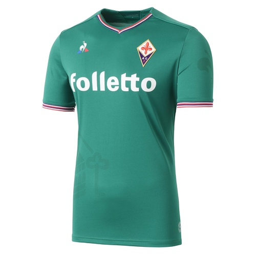 2bf4fa2dd Le Coq Sportif, ecco le nuove maglie della Fiorentina 2017-2018