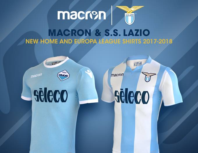 Seconda Maglia Lazio gara