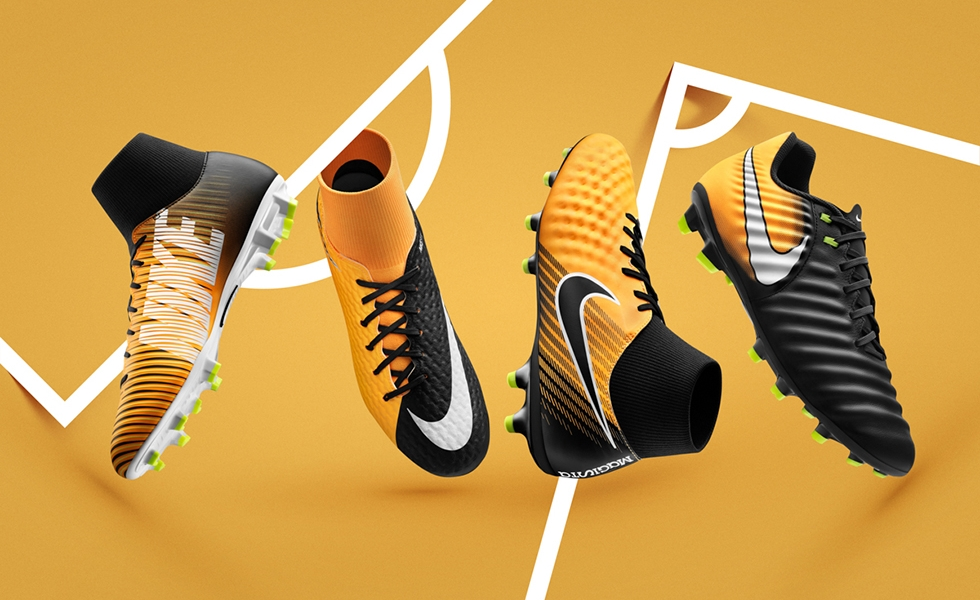 "Nike, svelato il ""Lock in Let Loose"" pack"