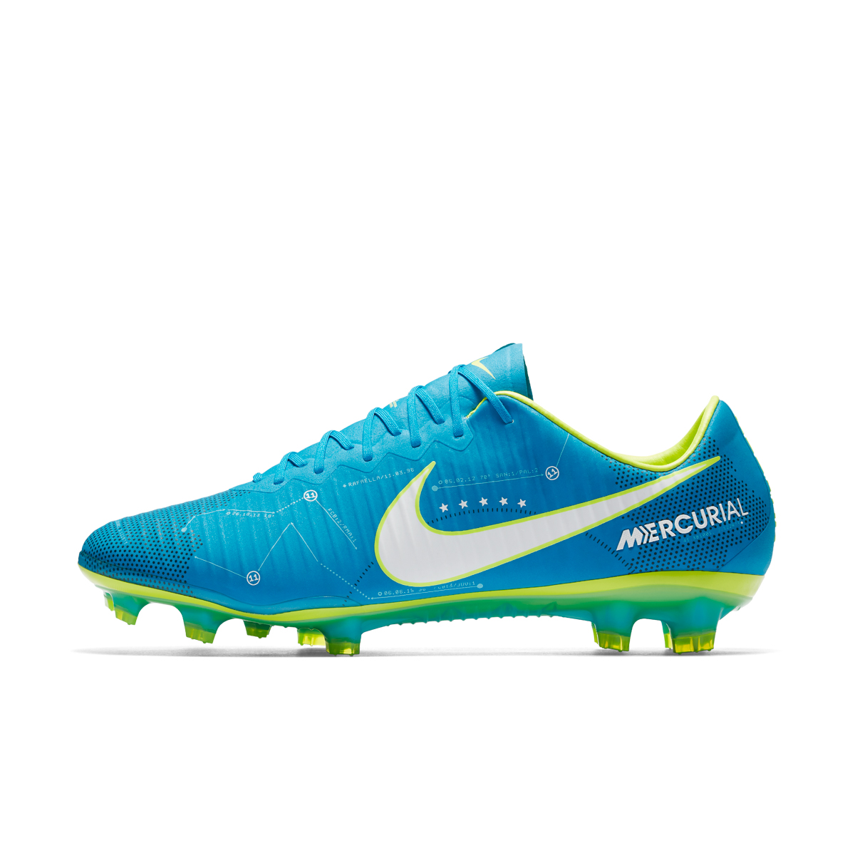 �written in the stars� le nike mercurial vapor di neymar