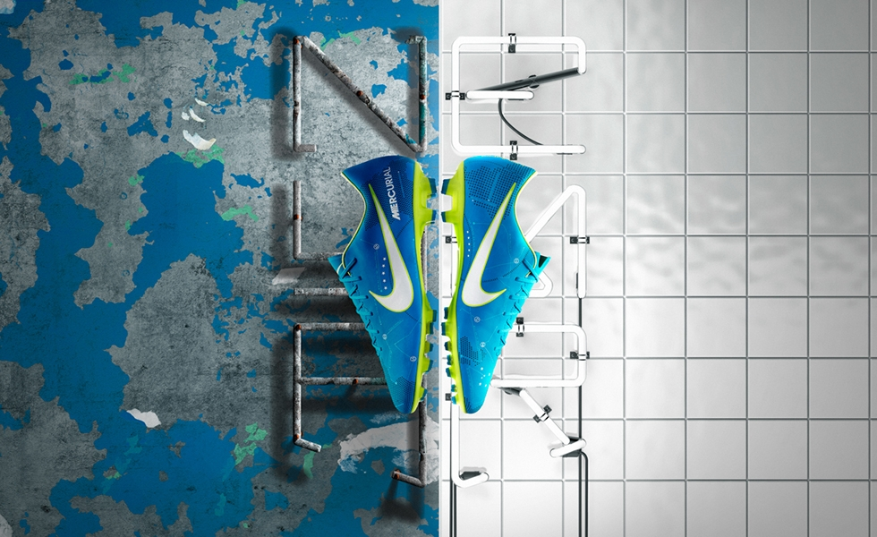 """Written in the Stars"", le Nike Mercurial Vapor di Neymar"