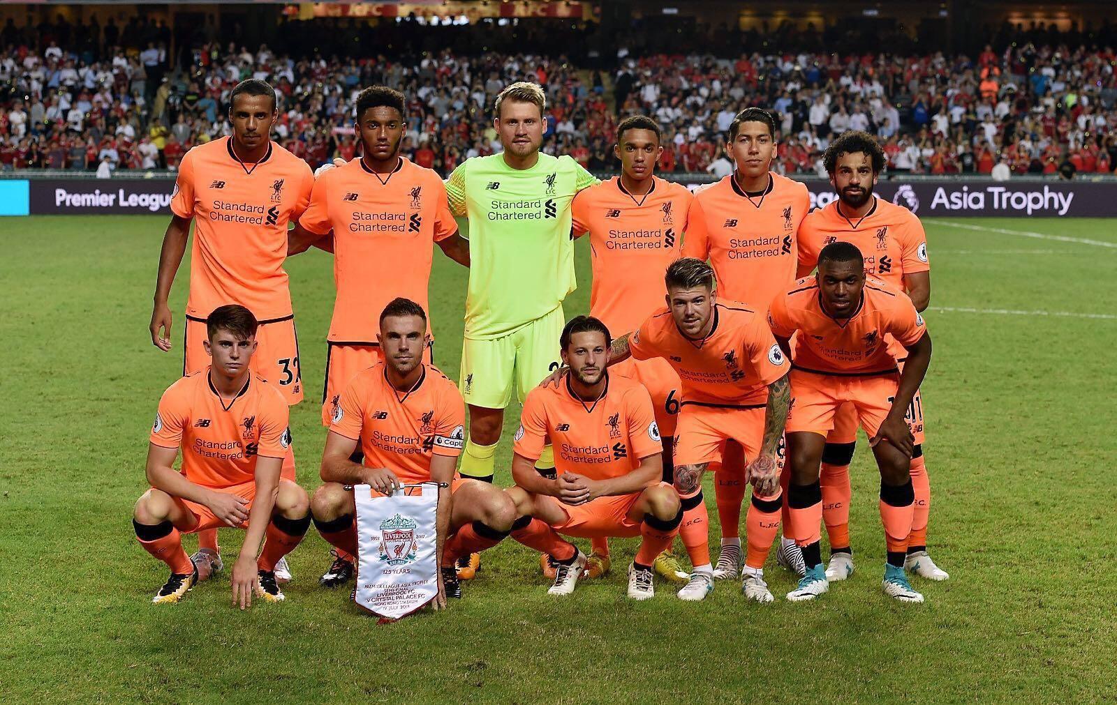 Terza Maglia Liverpool 2017